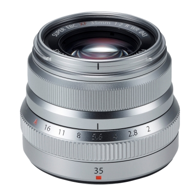 FUJIFILM XF35mmF2 R WR 標準定焦鏡頭(公司貨)