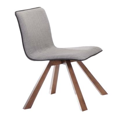 AT HOME-卡洛斯胡桃布餐椅