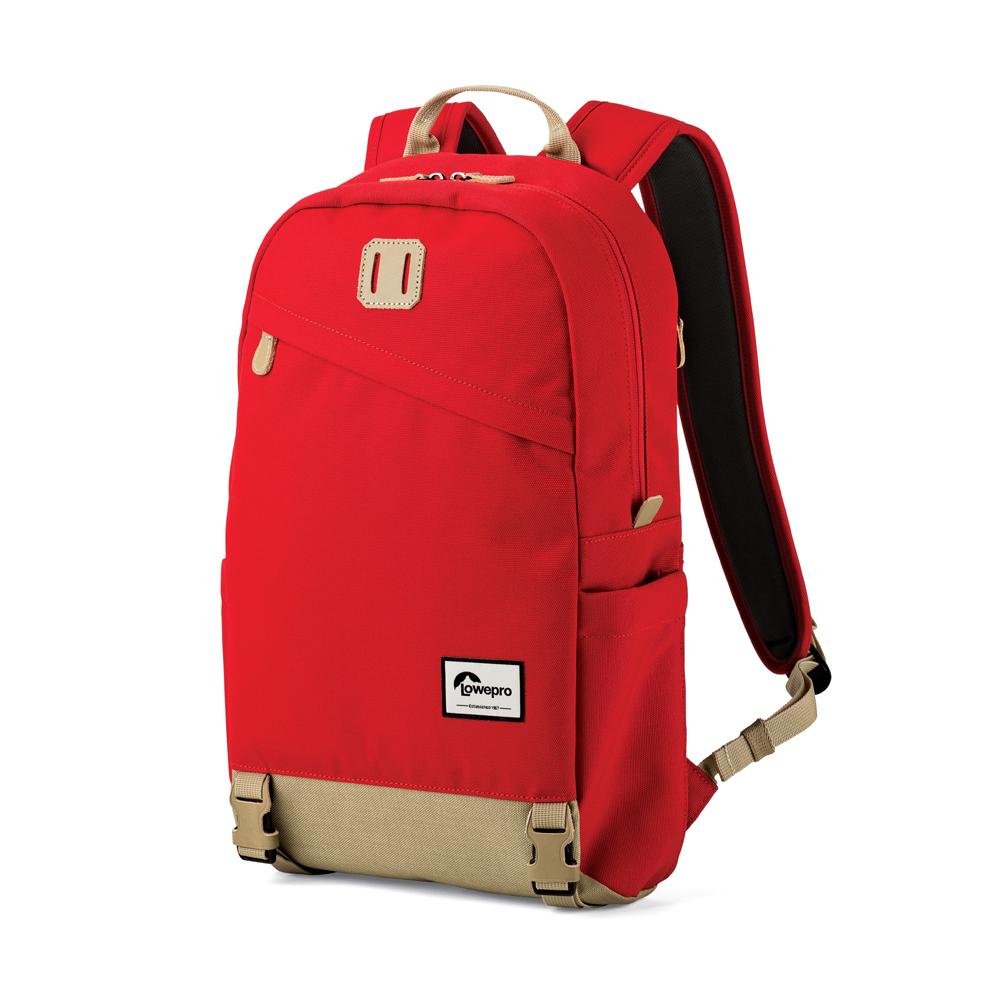 LOWEPRO Urban 城市後背包(紅) 專業相機後背包 (台閔公司貨)