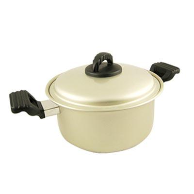 日式深型厚板兩手湯鍋-26cm