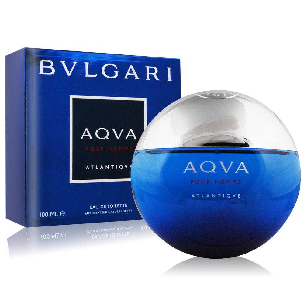 BVLGARI寶格麗 勁藍水能量男性淡香水100ml