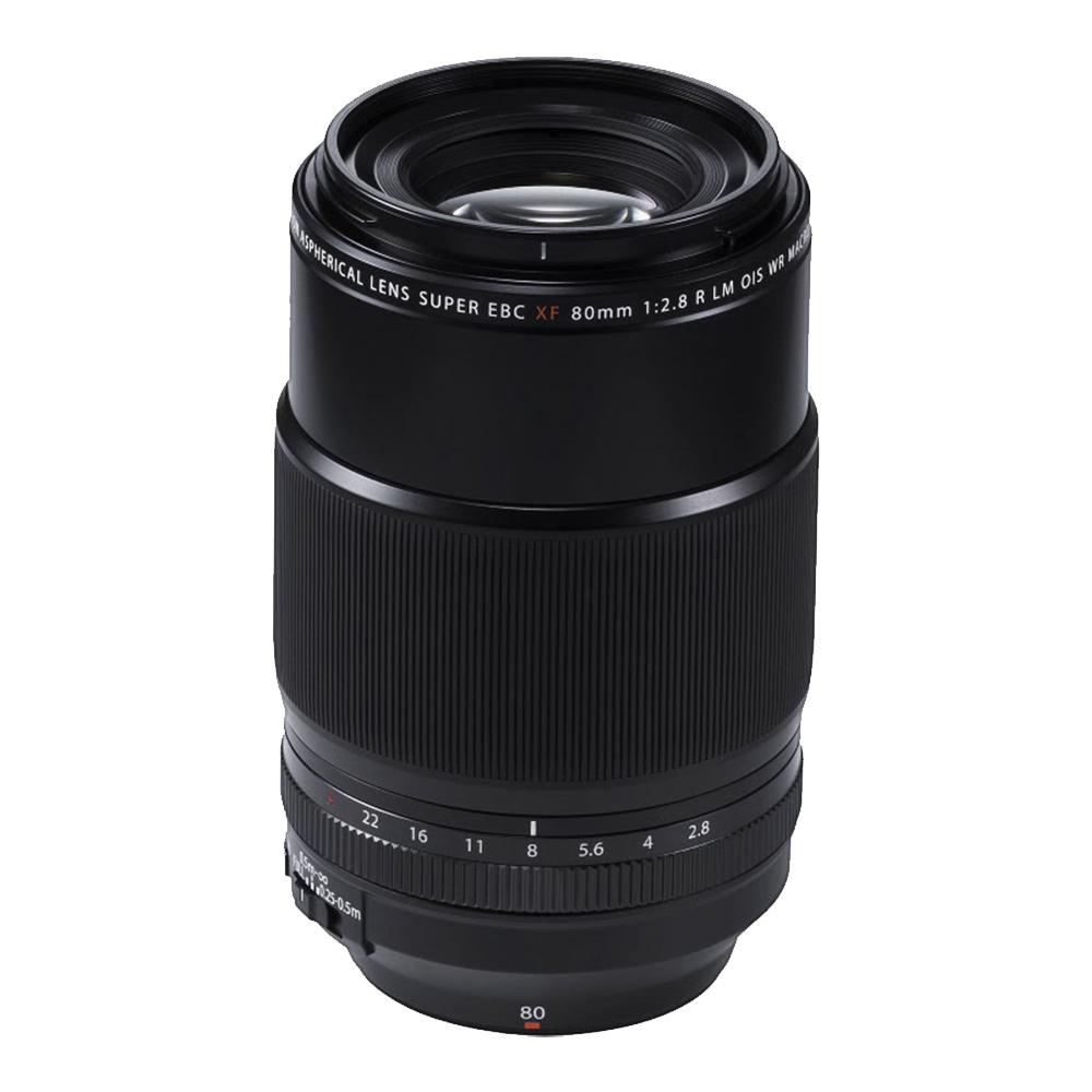 FUJIFILM XF 80mm F2.8 R LM OIS WR Macro鏡頭/公司貨