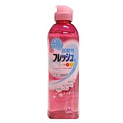 日本第一石鹼 弱酸性洗碗精-葡萄柚味250ml/瓶