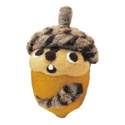 FUNZAKKA 雙手牌羊毛氈材料包-花栗鼠