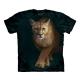 摩達客 美國進口The Mountain 狩獵獅 純棉環保短袖T恤 product thumbnail 1
