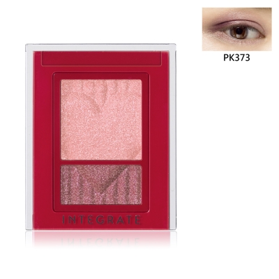 INTEGRATE 印象派光透眼影盒PK373 2.5g