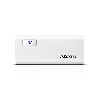 ADATA 威剛 P12500D 行動電源 12500mAh 白色