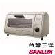 台灣三洋 SANLUX 8L電烤箱SK-08A product thumbnail 1