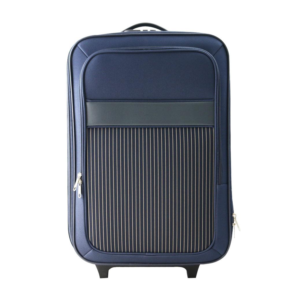 20吋藍色直條紋登機箱5-VA-9620A-2