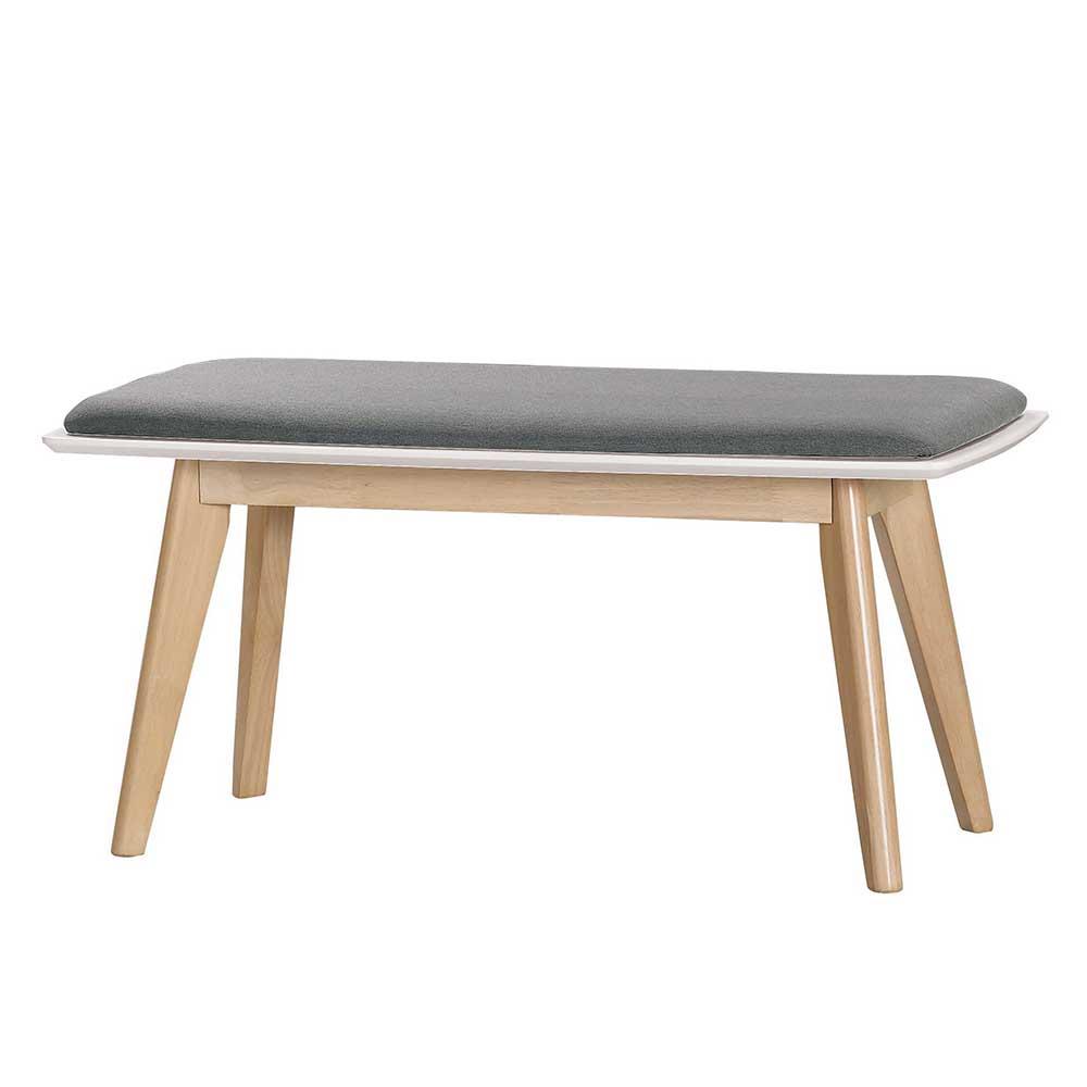 Boden-諾維雅實木板凳/長椅-100x44x48cm