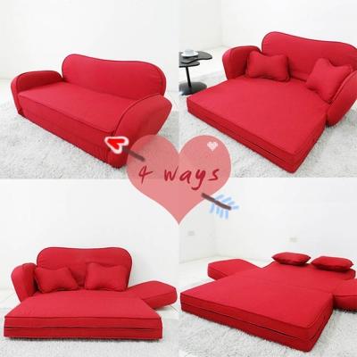 椅的世界 Q比 雙人沙發床/椅