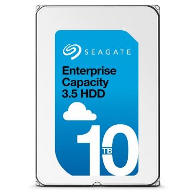 Seagate 10TB SATA 7200轉 3.5吋企業級硬碟