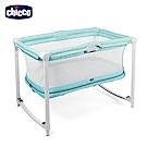 chicco-Zip & Go可攜式兩段嬰兒搖床-冰湖藍