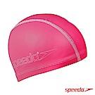 SPEEDO 兒童 合成泳帽 Pace 粉紅
