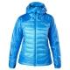 【Berghaus貝豪斯】女款Pertex超輕防潑水鵝絨外套F22FM2-藍 product thumbnail 1