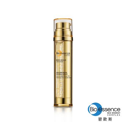 Bio-essence 碧歐斯 BIO金萃黃金比例雙精華36ml