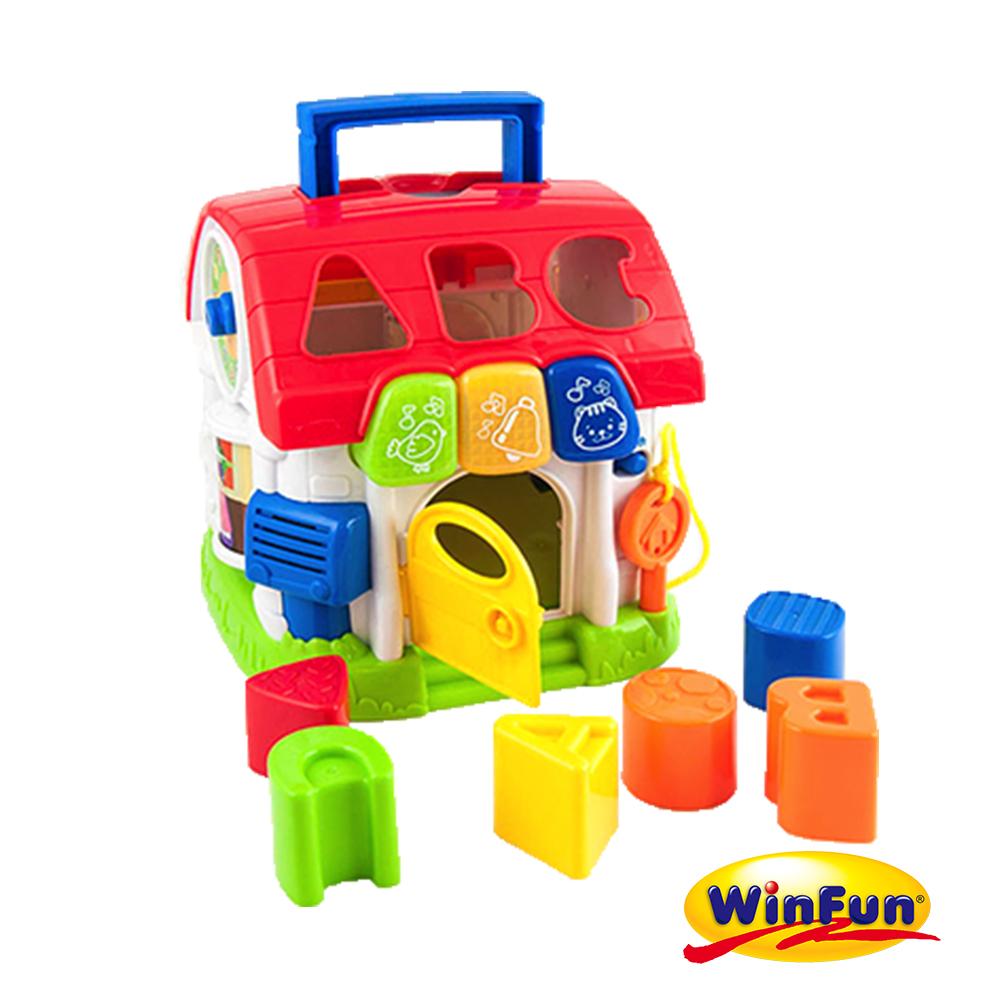 WinFun 10合1探索學習屋