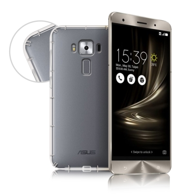 XM ASUS Zenfone  3  Deluxe  5 . 7 吋 強化防摔抗震空壓手機殼