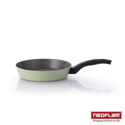 韓國NEOFLAM Reverse 彩色岩礦系列 26cm陶瓷不沾平底鍋