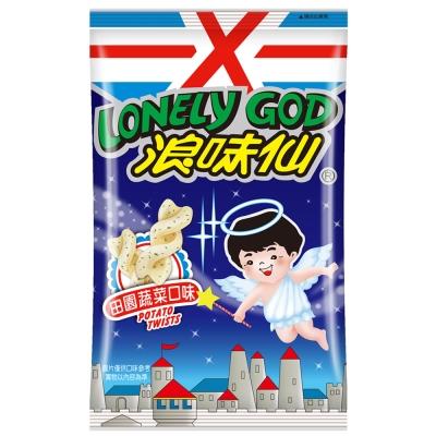 浪味仙 田園蔬菜口味(86g)