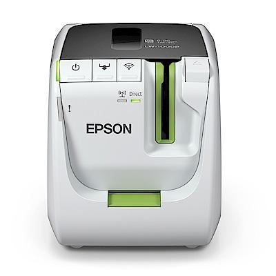 EPSON LW-1000P高速網路條碼標籤機