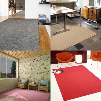 范登伯格 - 浮華 經典素面地毯 (四色可選) (210x260cm)