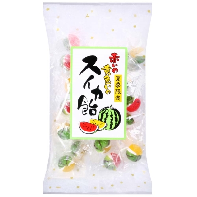 今西製果 彩色西瓜風味糖(90g)