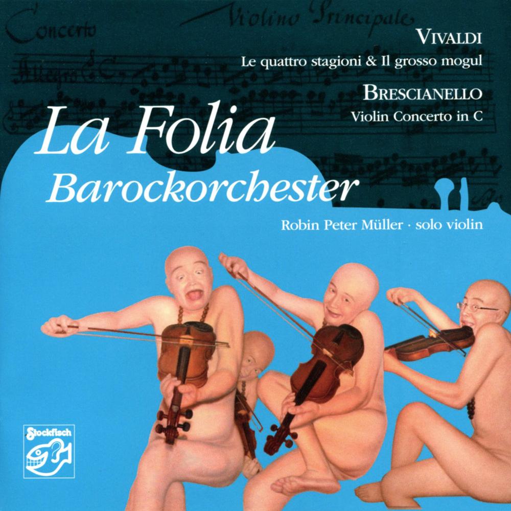 佛利亞巴洛克樂團 - 韋瓦第「四季」SACD