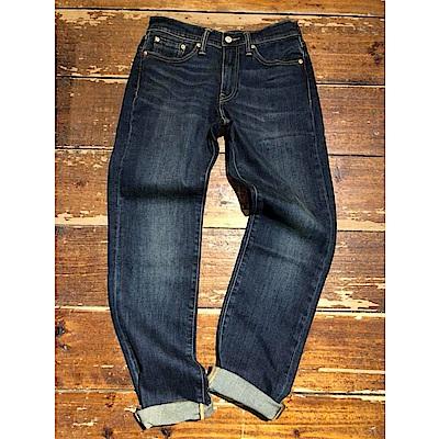 Levis 男款 514 低腰合身直筒牛仔長褲 / 彈性布料