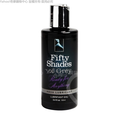 Fifty Shades Of Grey 格雷的五十道陰影 愛撫 水性潤滑液 100ml