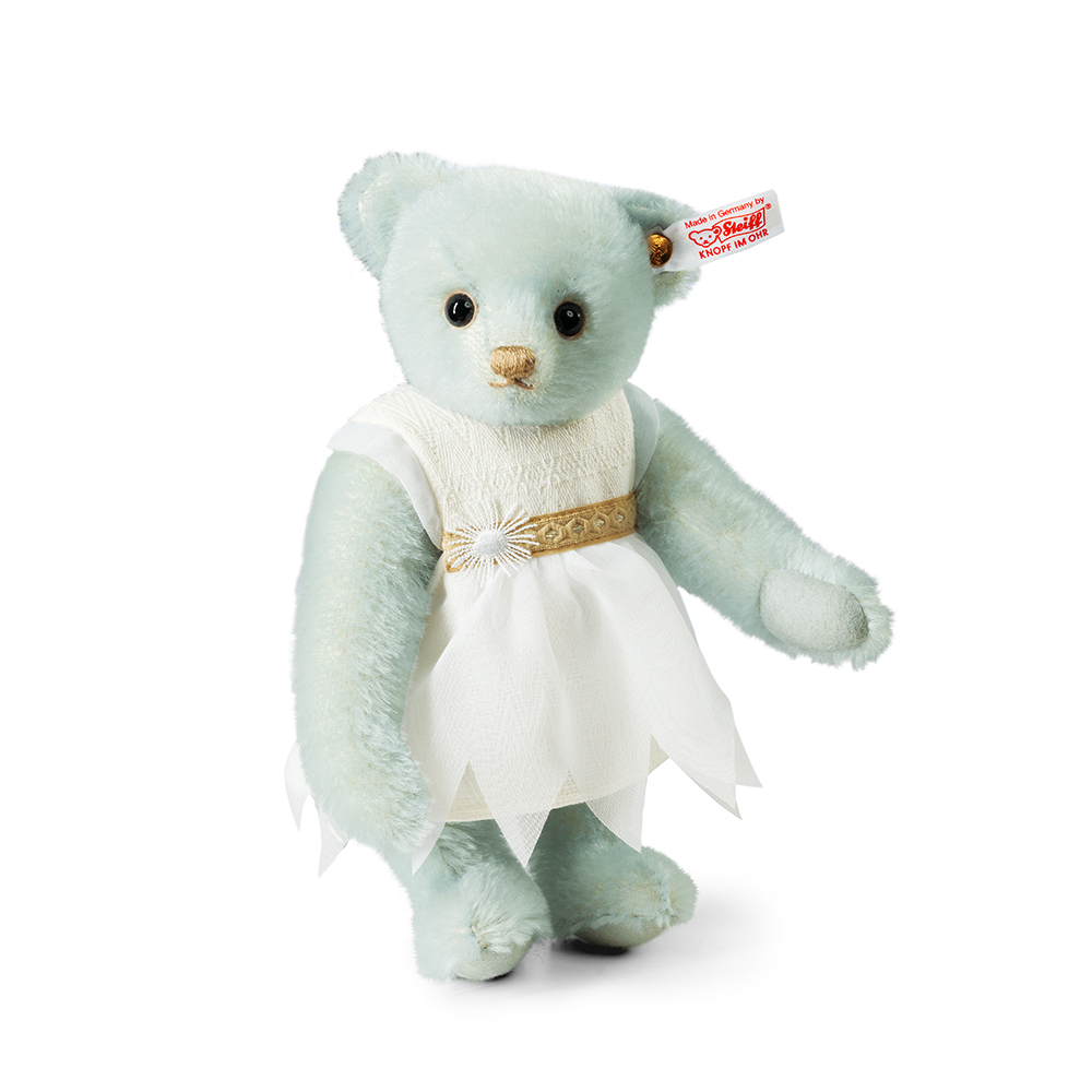 STEIFF德國金耳釦泰迪熊 - Holly Teddy Bear (限量版泰迪熊)