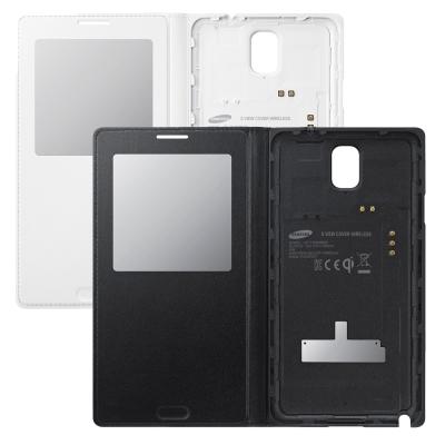 Samsung-GALAXY-Note-3-N900-原廠無線充電皮套-公司貨