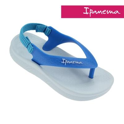IPANEMA 果凍夏日 寶寶 休閒涼鞋(白色/藍色)