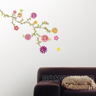 韓國大型創意壁貼_HPS-58072