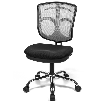 aaronation 愛倫國度 - 小神盾可掛衣金屬座電腦椅五色可選