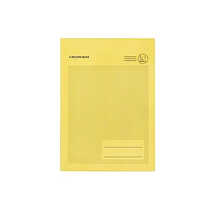 BNTP 生活目標回顧筆記本A5-個性黄