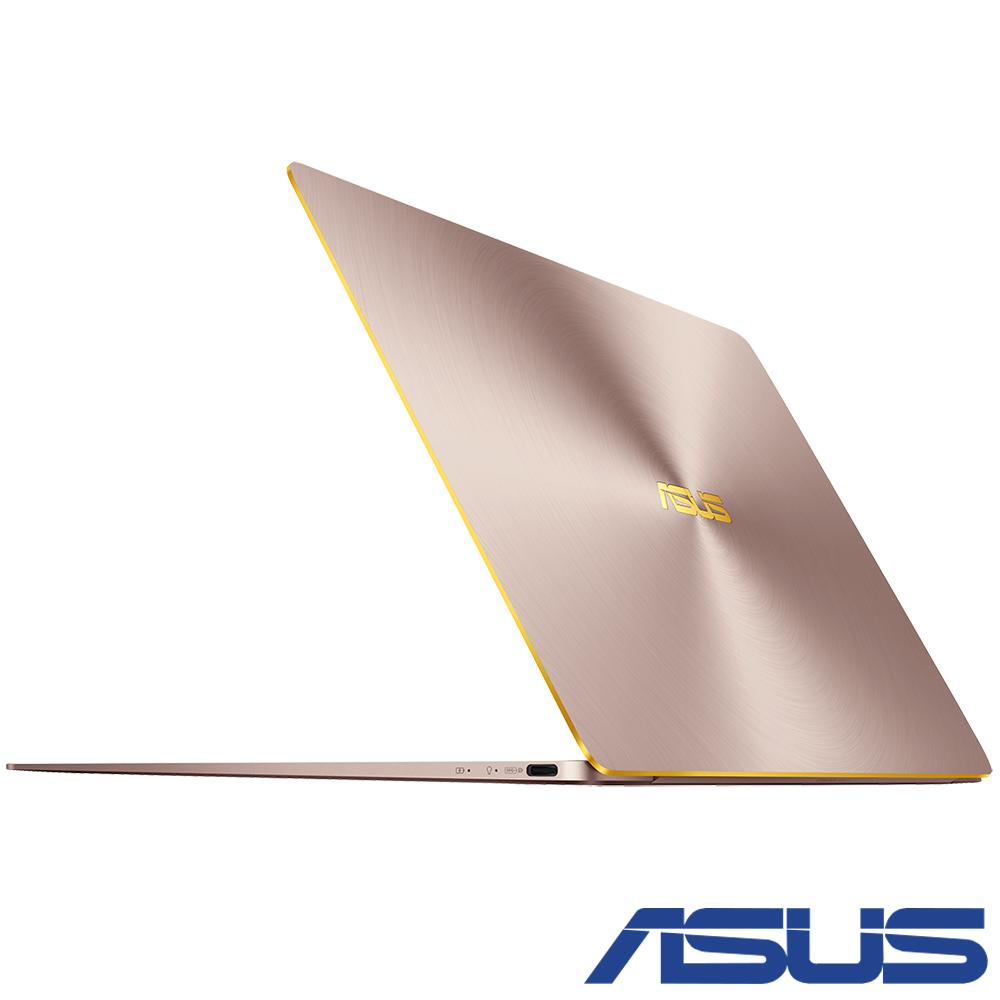 ASUS UX390 12吋輕薄筆電i5-7200U 256G 8G FHD玫瑰金