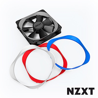 NZXT恩傑Aer Trims-120 mm風扇彩框散熱風扇配件