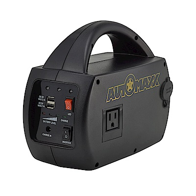 防災/地震必備 AUTOMAXX 專業級手提式行動電源/電池 UP-5HA