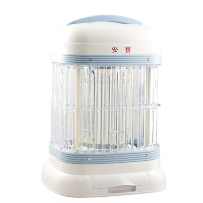 安寶8W電擊式捕蚊燈-AB-9908