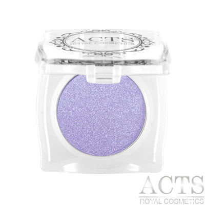 ACTS維詩彩妝 細緻珠光眼影 銀灰紫5409