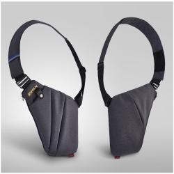 leaper RIMIX 多功能貼身防盜胸包槍包 共2色