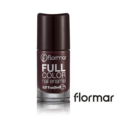法國 Flormar - 沐浴巴黎系列玩色指甲油(FC 43 路易十四的陰影)