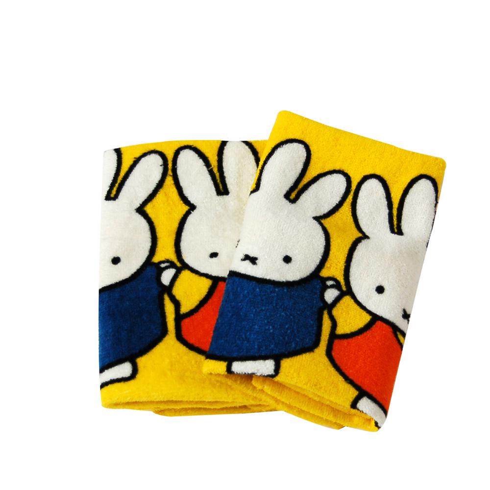 100%純棉製-米飛免兩小無猜童巾(6入)