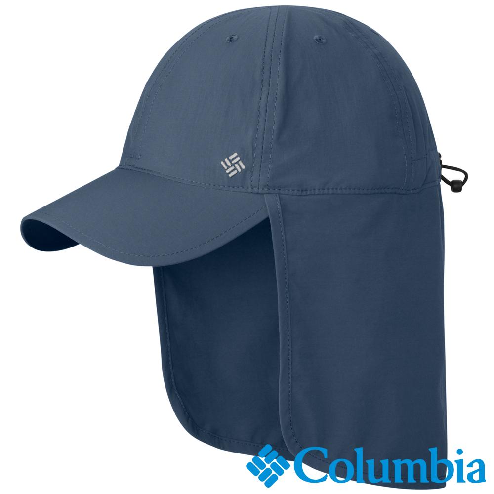 Columbia哥倫比亞 男女-UPF50遮陽帽-深藍 ( UCU91080NY )