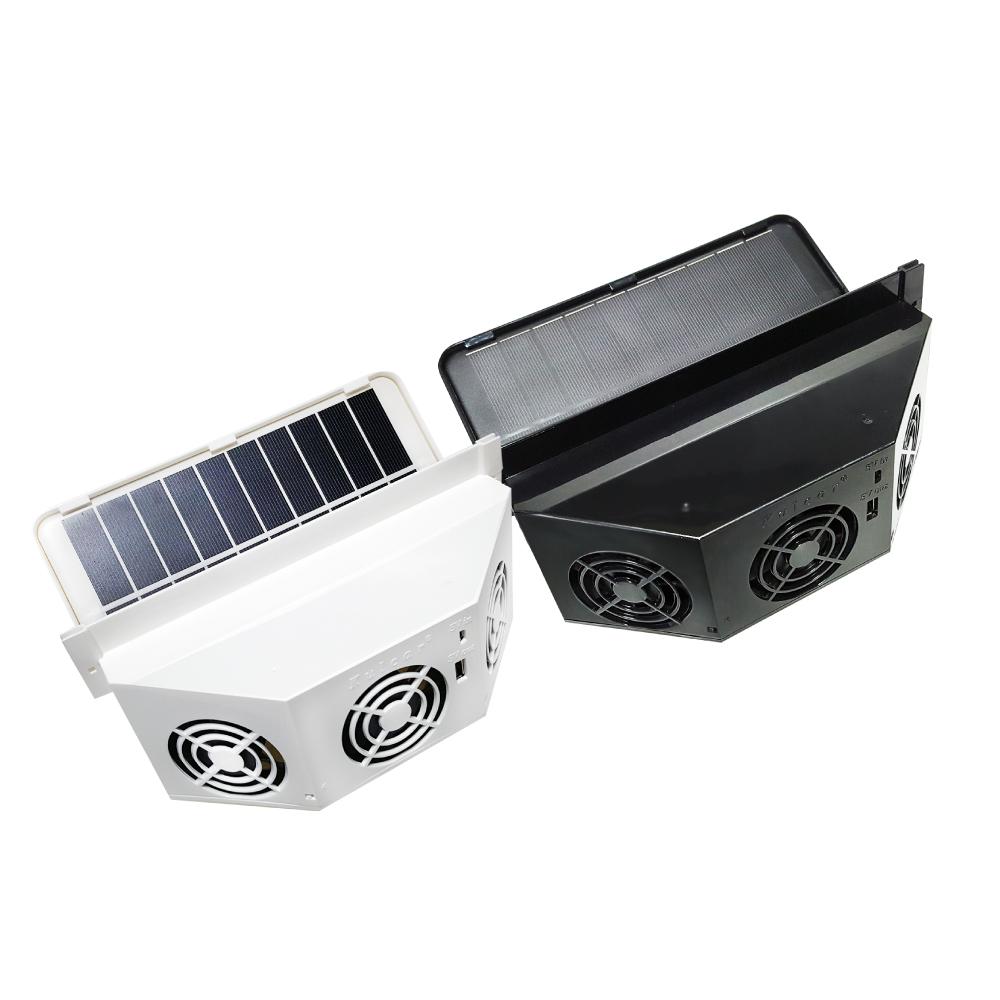 第三代安伯特Kulcar3太陽能汽車散熱器送-霹靂香水X1隨機出-8H