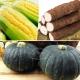 鮮採家 小資家庭綜合蔬果箱A組(山藥+栗子南瓜+黃玉米) product thumbnail 1