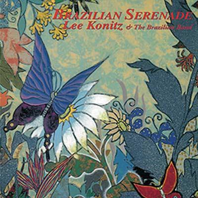 李柯立茲& 西西樂團 - 巴西小夜曲 (巴西狂想曲二) CD