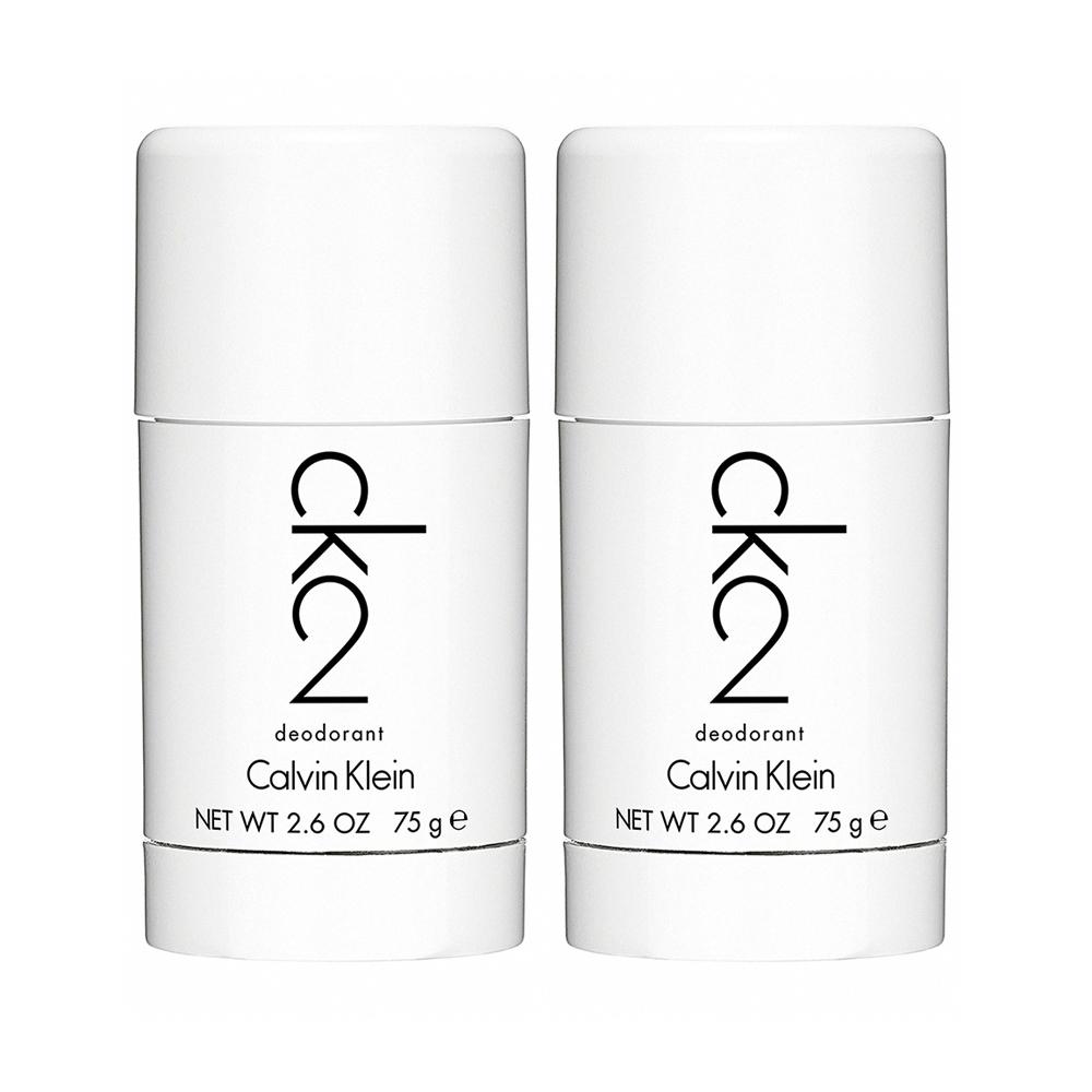 Calvin Klein CK2 中性體香膏75gx2