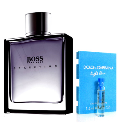 BOSS-Selection-卓越菁英-淡香水-90ml-針管香-1